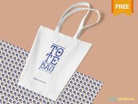 Free Professional Cotton Bag Mockup