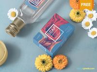 Free Soap Packaging Mockup