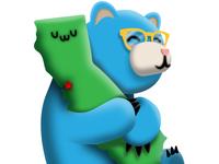 CA Bear UwU