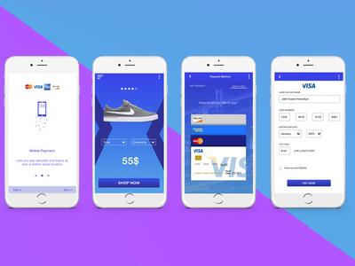 UI Design payment detail
