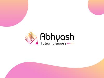 Abhyash Tution classes logo