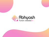 Abhyash Tution classes logo