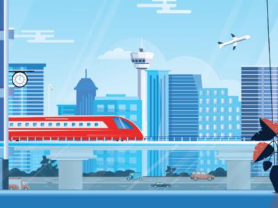 Metrocity 🚇