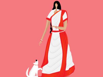 Bengali women 👇