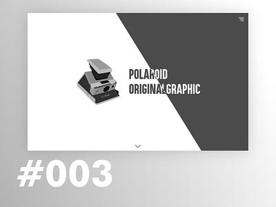 #003 dailyui ui ux webdesign