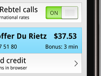 Rebtel for Android