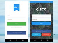 Cisco Material App Update