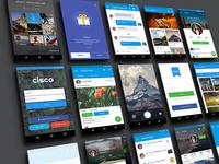 Cisco Material App