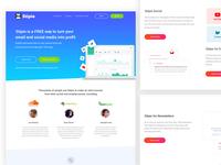Stipio Homepage