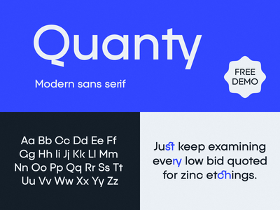 Quanty Typeface minimal multilingeal font font design type design typography typeface free font freebie antipslava branding graphic design logo sans sans serif grotesque geometric sans geometric font display font cyrillic
