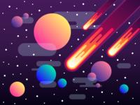 Space Illustration