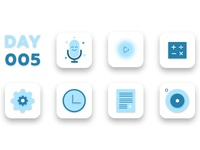 Daily Ui Challenge 005 - App Icon