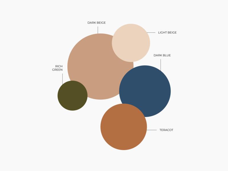 color palette for my project ui elegant website web clean typography design minimal palet warna palette color color palette