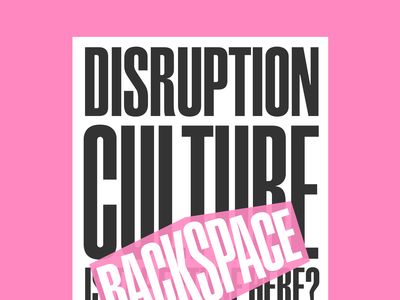 Compilation Grotesk packaging sketch black culture disruption pink condensed brand creative branding poster lettering typography