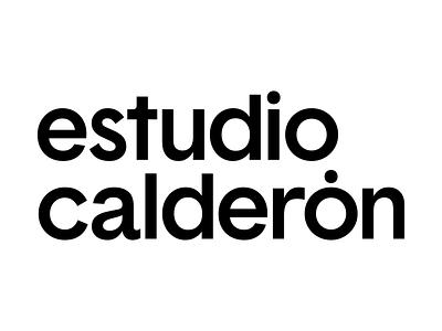 New logotype cali studio black fonts font graphic design design circle logo typography creative branding brand lettering