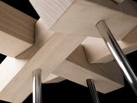 META stool closeup shot