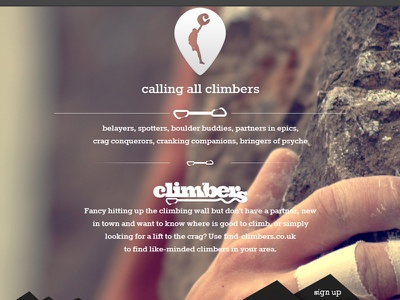 Pop Up Footer web design ux footer