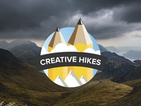 Creative Hikes Logo