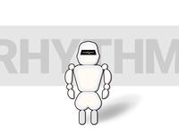 Weekly Warm Up No 6 Robot Character Rhythm