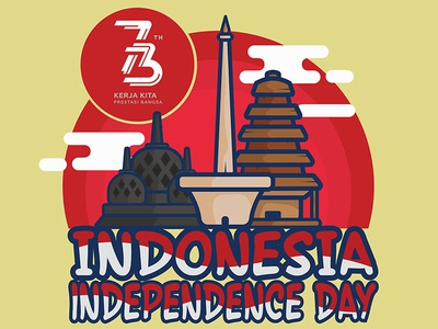 Indonesia Independence Day