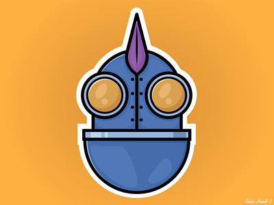 Robot Head 3
