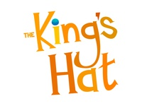 The Kings Hat lettering