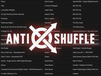 Antishuffle