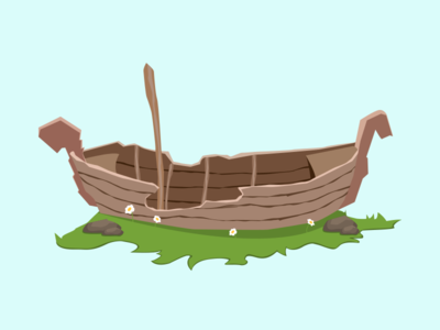 Rotten Boat