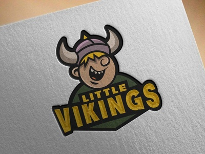 Little Vikings: Logo