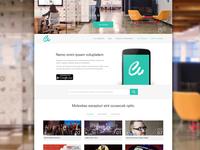 Ev - Homepage