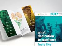 Annual Report Design - Camarena Health