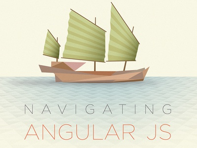 AngularJS Presentation Poster