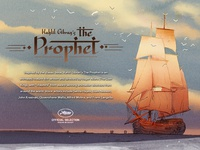 Kahlil Gibran's The Prophet Move site header