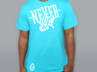 Never Dye Shirt Design