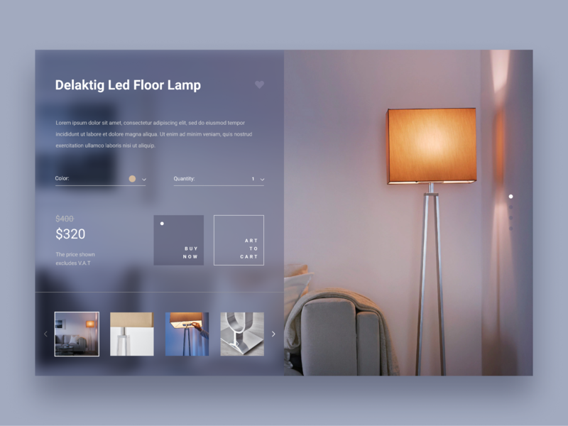 Smart House :: Detail Product creative shopping shopify minimal app design typography shop furniture ecommerce blog web ui ux modern clean