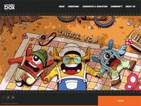 Monster Box Web UI