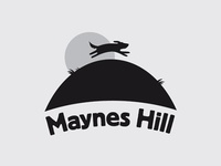 Maynes Hill Dog biscuits logo