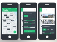 Trulia Mobile Search