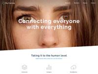 Humanos homepage