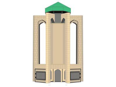Hamedan Baba Tahir Tomb