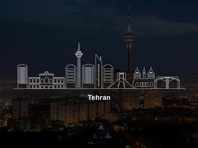 Tehran Vector iran vector iran tehran vector tehran vector