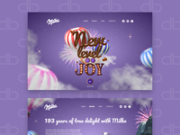 Milka - Design Battle #1