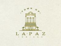 Town Of La Paz