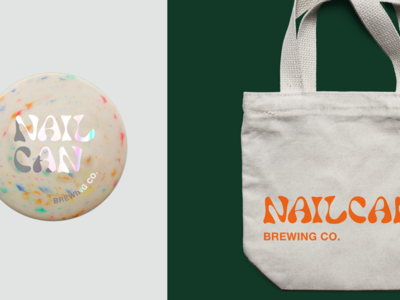 NAILCAN BREWING CO. Brand exploration