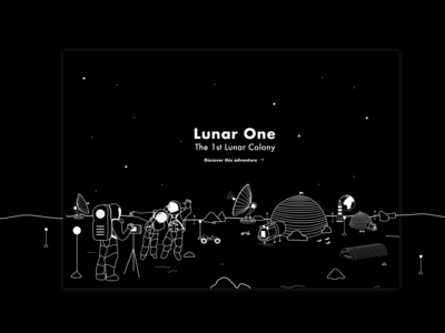 Lunar One project