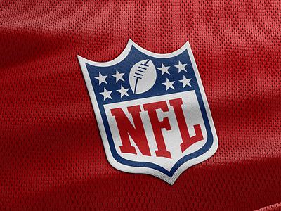 Sports fabric texture template NFL logo logo mockup fabric texture sportswear nfl 3dsmax football freebie ipad sports template mockup vray 3d psd