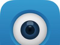 Eye app icon
