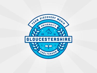 Team Discovery Media x University of Gloucestershire