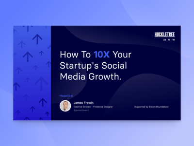 How To 10X Your Startup's Social Media Growth