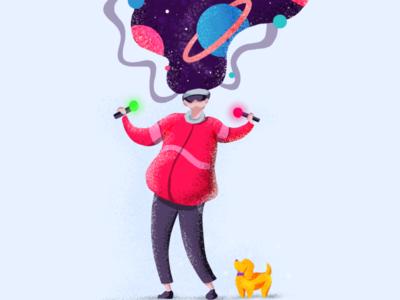 The VR age